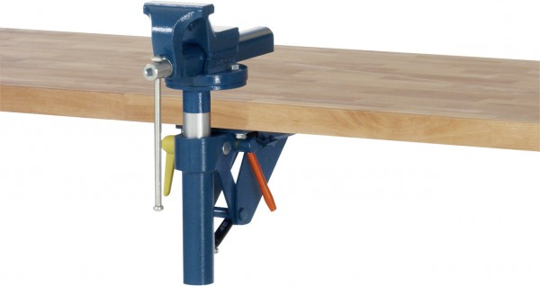 Schraubstock Backenbreite 120 mm